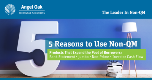 5 Reasons to Use Non QM