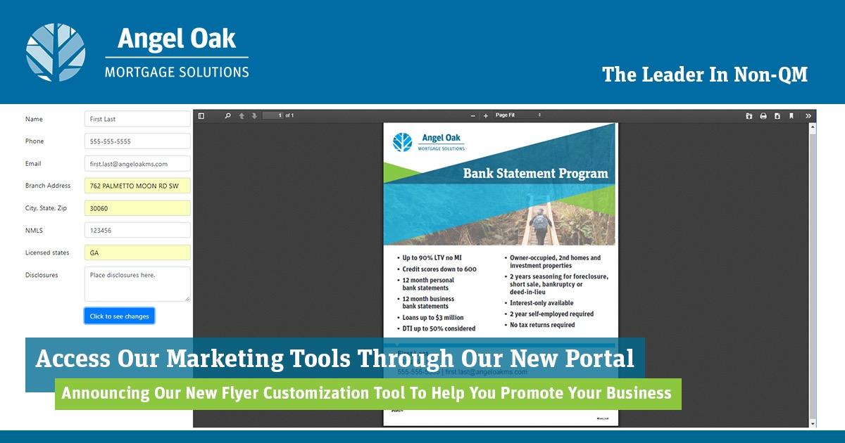 Announcing Our New Flyer Customization Tool To Help You Promote Your Business