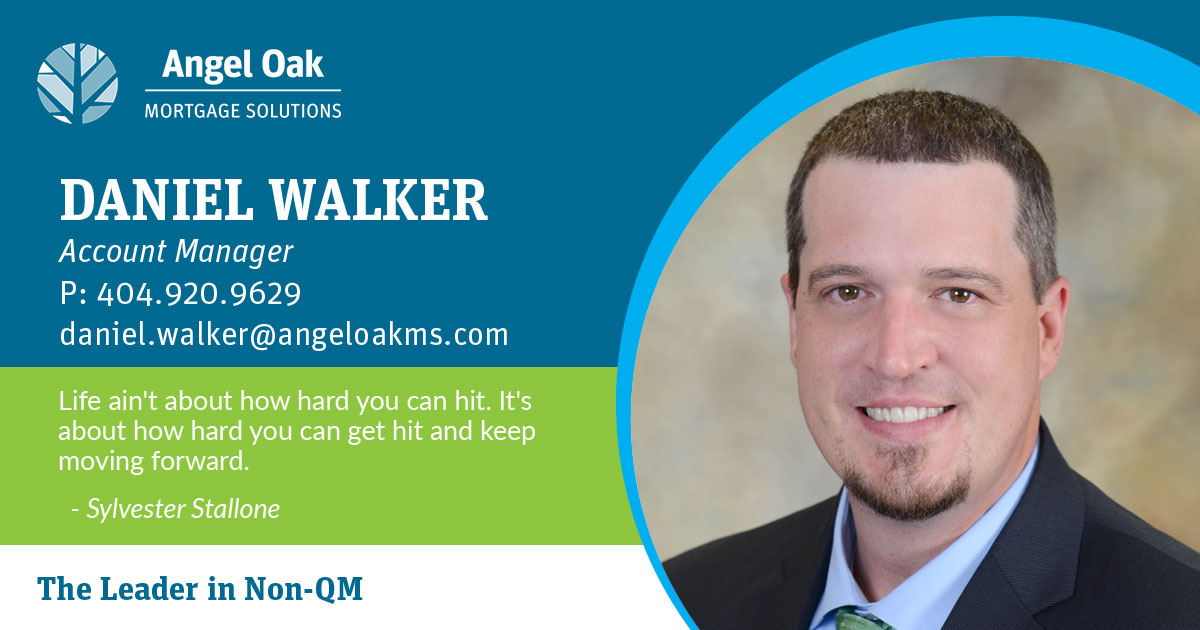 Get To Know Your Account Manager – Daniel Walker