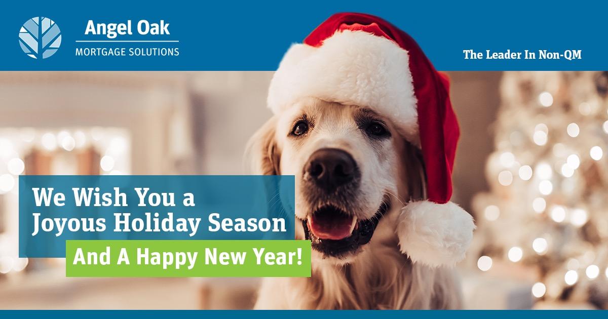 Enjoy the Holiday Season!