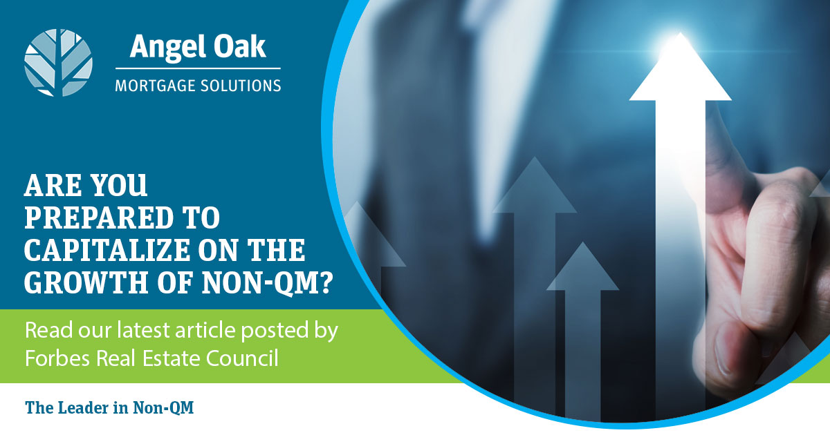 Are You Prepared To Capitalize On The Growth of Non-QM?