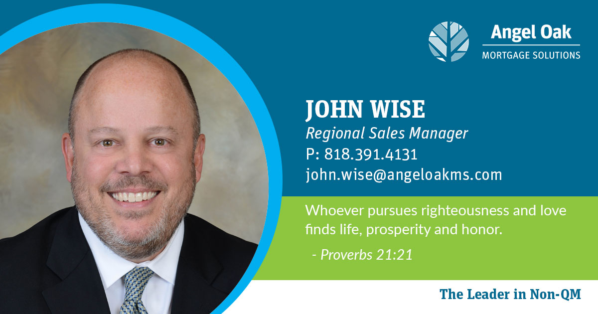 Get To Know Your Team – John Wise