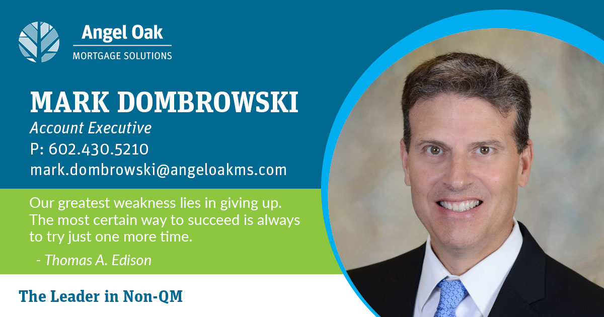Get To Know Your Account Executive – Mark Dombrowski