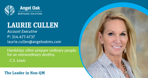 Account Executive Laurie Cullen