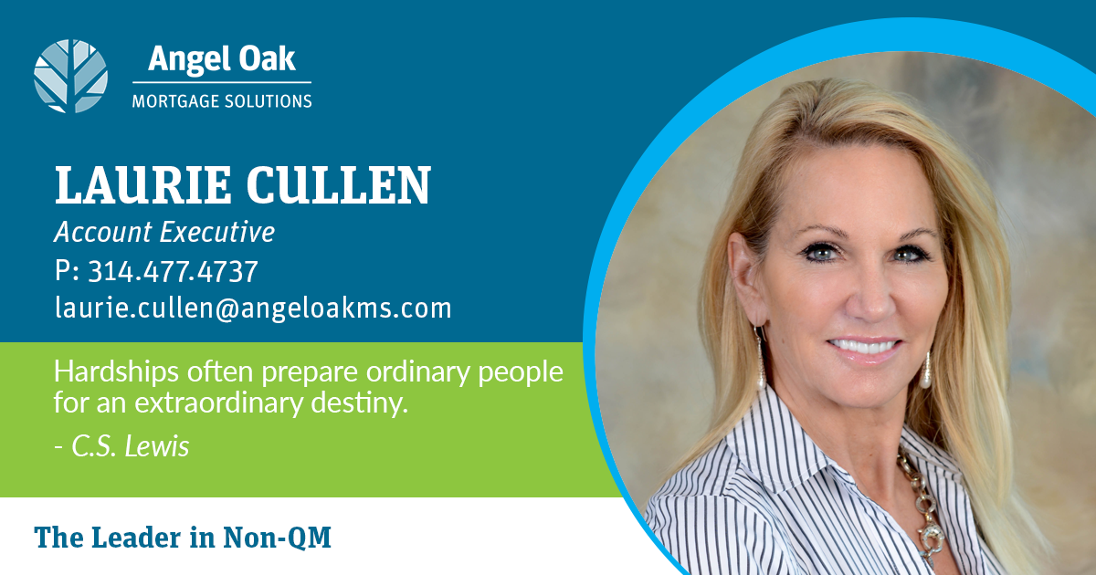 Get To Know Your Account Executive – Laurie Cullen