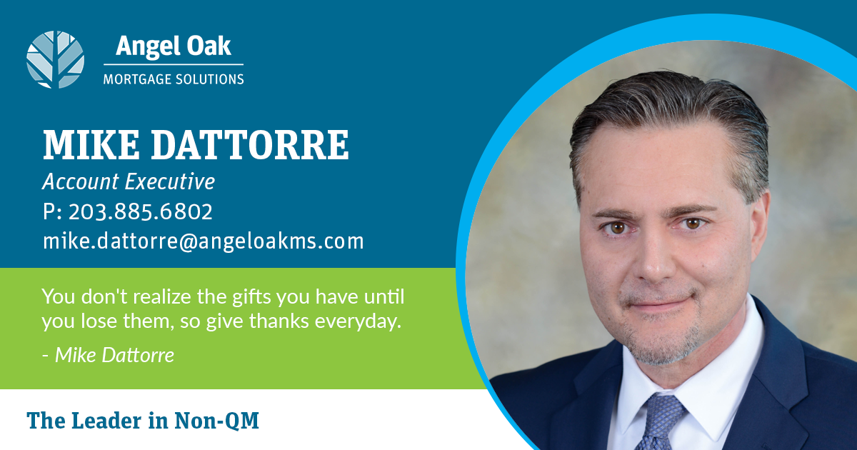 Get To Know Your Account Executive – Mike Dattorre