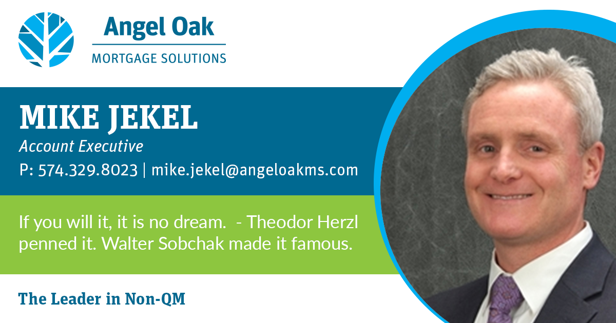 Get To Know Your Account Executive – Mike Jekel