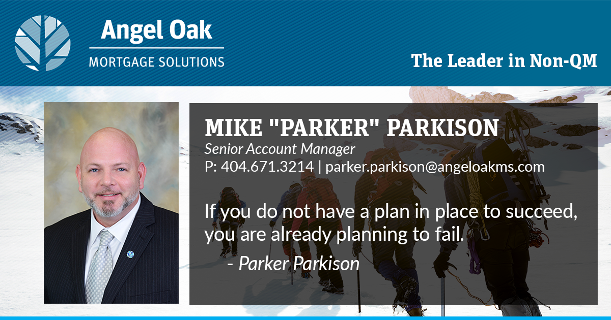 Get To Know Your Account Manager – Parker Parkison