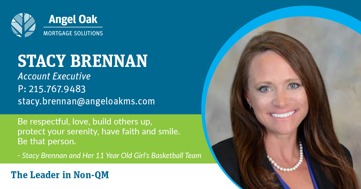 Get To Know Your Account Executive – Stacy Brennan