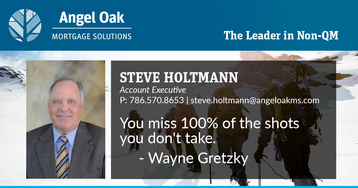 Get To Know Your Account Executive – Steve Holtmann