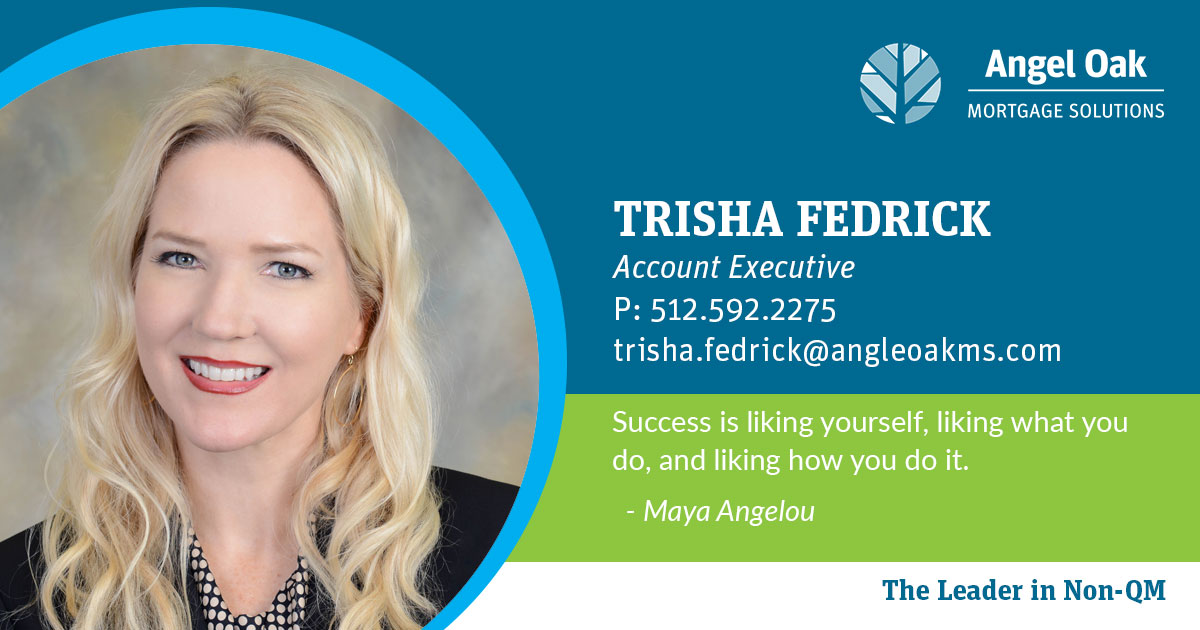 Get To Know Your Account Executive – Trisha Fedrick