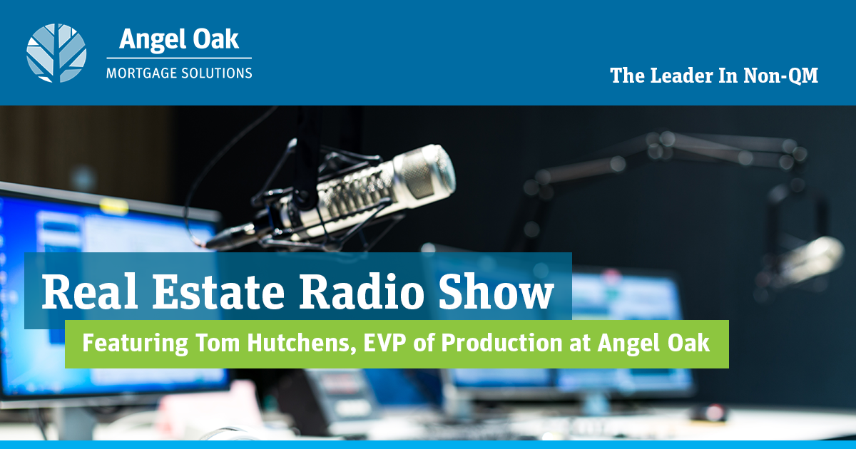 Real Estate Radio Show Featuring Tom Hutchens