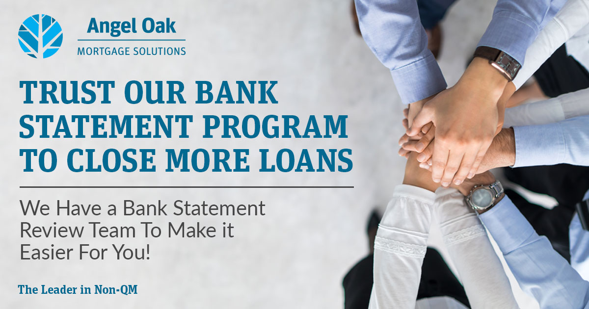 Our Bank Statement Program Makes It Easy During a Busy Season