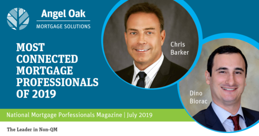 Most Connected Mortgage Professionals of 2019 Blog Post