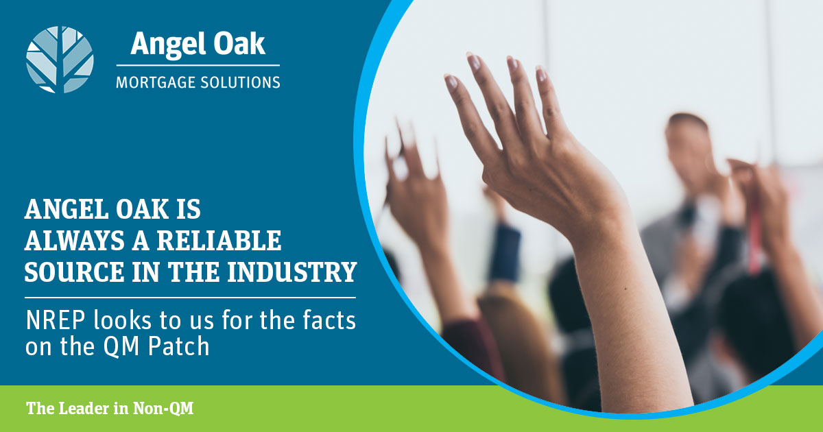 Angel Oak Has the Facts on the QM Patch Expiration