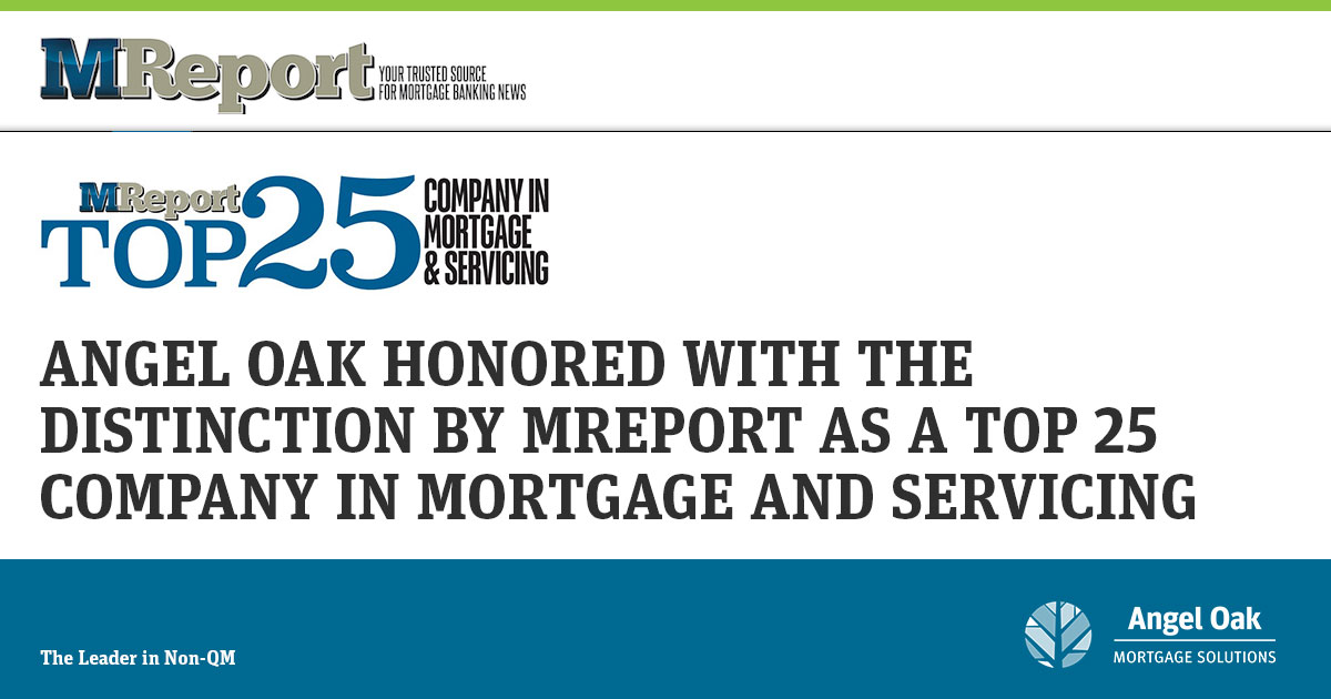 MReport: Top Lenders, Servicers In The Industry
