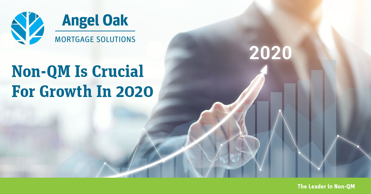Non-QM Is Crucial For Growth In 2020