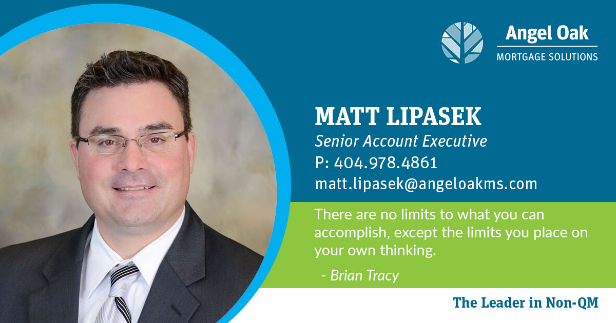 Get To Know Your Account Manager – Matt Lipasek