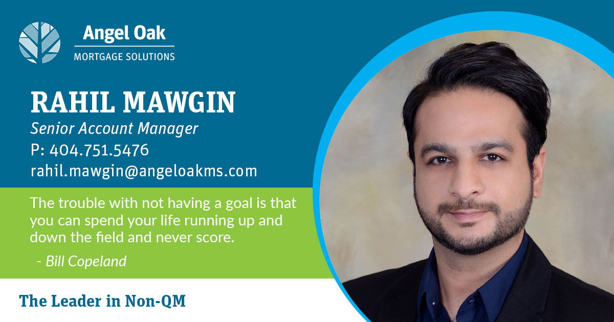 Get To Know Your Account Manager – Rahil Mawgin