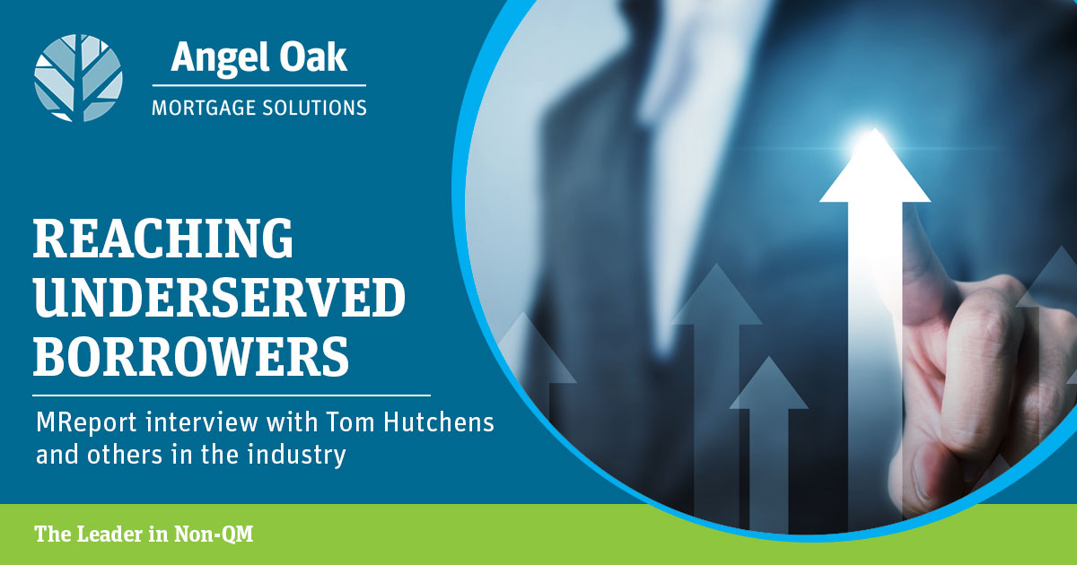 Reaching Underserved Borrowers