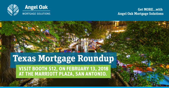 Texas Mortgage Roundup San Antonio Feb 13, 2018