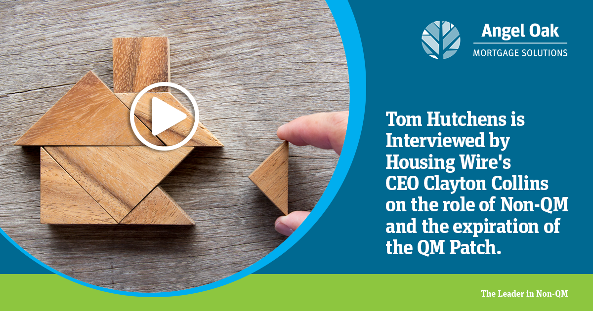 Housing News Podcast: Non-QM and the QM Patch Expiration